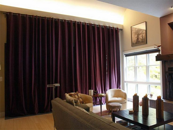 Bust Of Extra Long Curtain Rods That Are Ideal For Creating Exciting Home Dcor