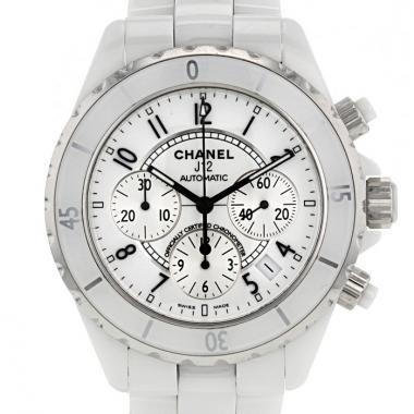 Reloj Chanel de cerámica blanche Circa 2000