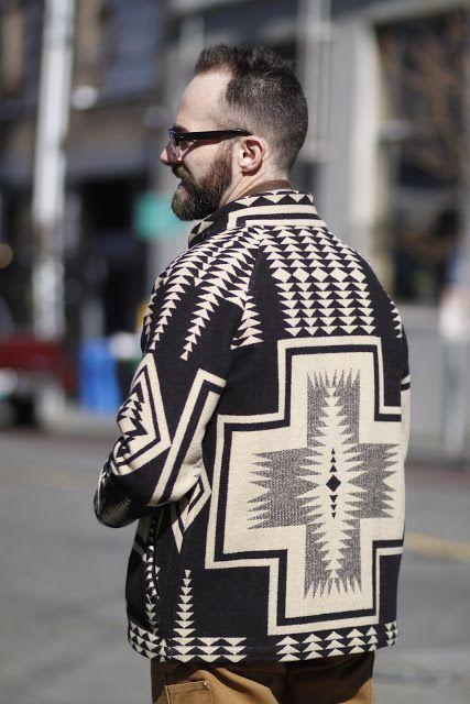 DJ Parker Pendleton Collection Seattle Street Style Fashion It's My Darlin'
