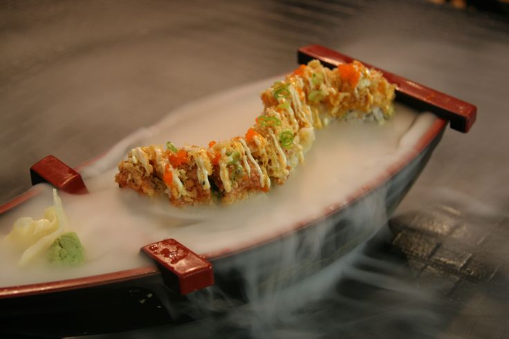 Geisha Sushi Bar - Authentic Japanese dishes and a variety of sushi. Located at 804 E. Broadway, in The District. #ColumbiaMO #Dining #Sushi