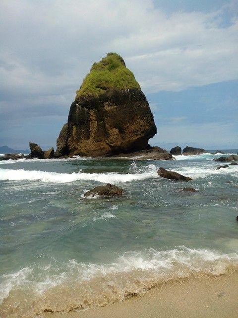 Tanjung Papuma, Jember, East Java