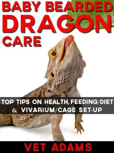 Baby Bearded Dragon Care (1) by Vet Adams. $3.50
