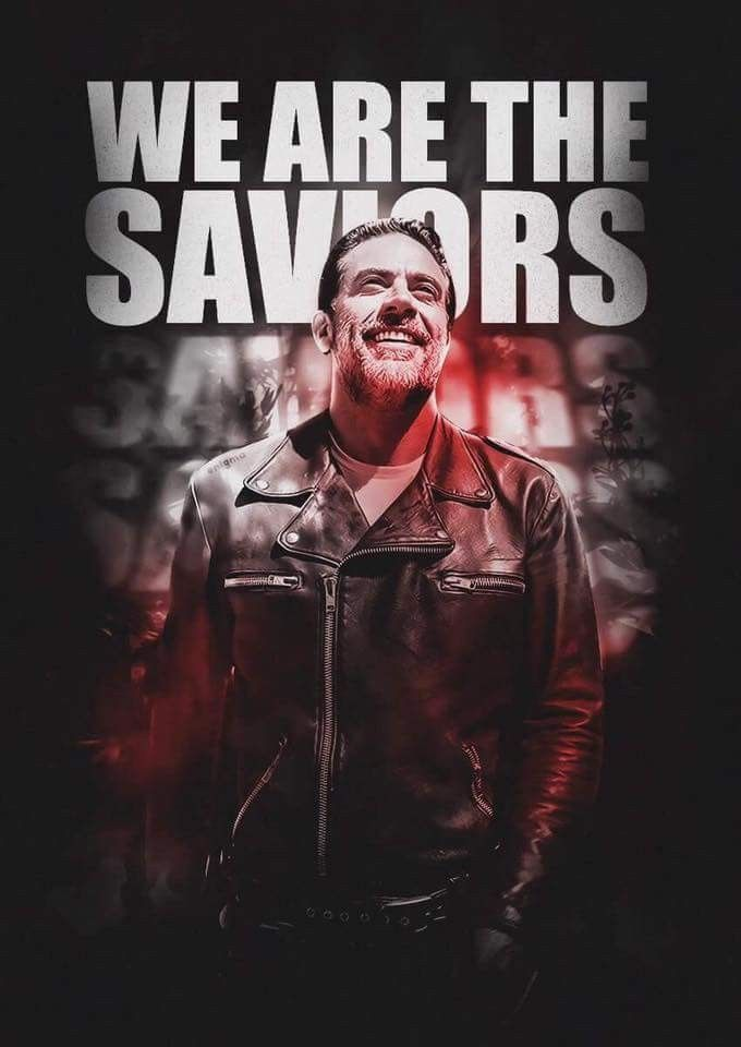 The Walking Dead Saviors Negan
