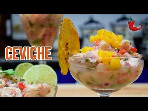 Ceviche - 3 Presentaciones | Pimienta TV