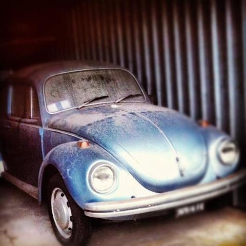 Isotta. My 1st car ^^