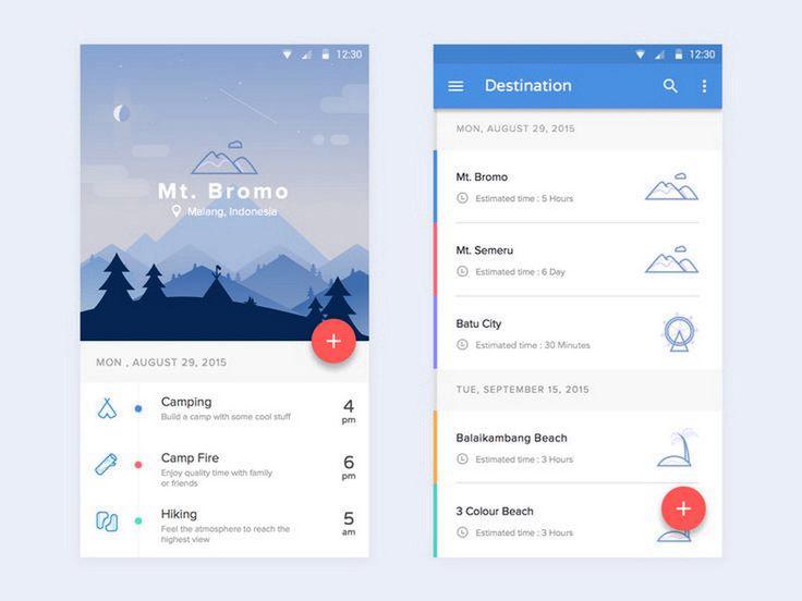 Beautiful List Ui For Mobile App (19)