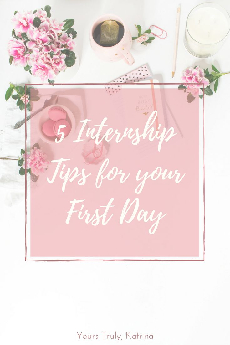 We all know what time it is - summer internship season! A chance for all of us budding young professionals to really experience what i...
