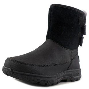 UGG Tamarind Youth Us 12 Black Snow Boot.