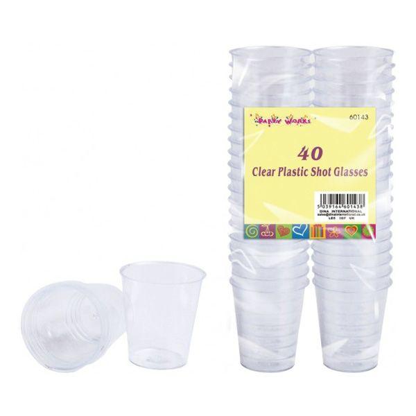 Köp Shotglas i Plast till bra pris online. Vi har Nordens största utbud med blixtsnabba leveranser. Välkommen in och fynda, vi har allt till...