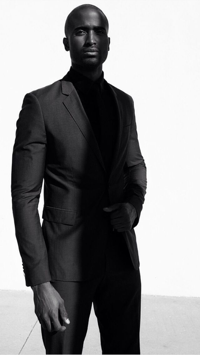 25  best ideas about Black suit men on Pinterest | Black suits ...