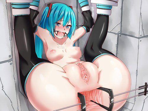 Best machine orgasm anime