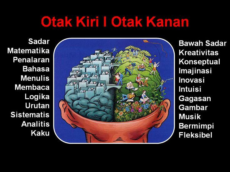 Perbedaan Fungsi Otak Kanan dan Otak Kiri Manusia | Pusat Biologi