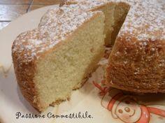 """Il pane di sabbia è un dolce tratto dal libro dell'Artusi (1975) di mia mamma. Riporto la presentazione che l'accompagna: """"Anche il pane di sabbia è un dol"""