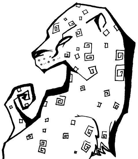 Cheetah by Kujirazou