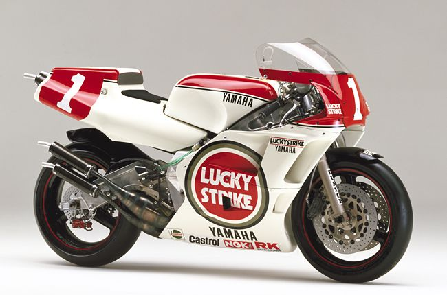 YZR500(0W98) - race | Yamaha Motor Co., Ltd.