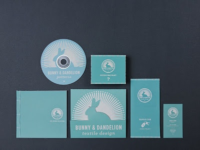 CD Package design and identity