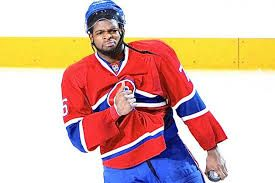 PK Subban - funny, generous, and talented. What's not to love? I can definitely picture him in a best-friends-to-lovers romance!