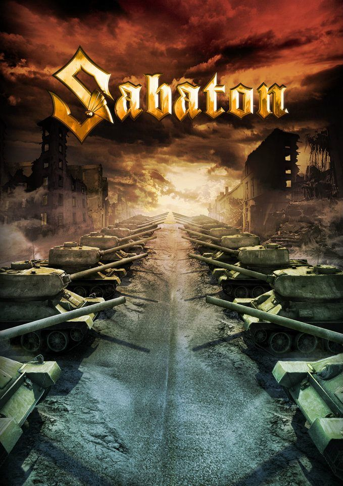 Sabaton: one of the greatest bands to ever live!