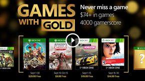Mirror's Edge é um dos jogos gratuitos da Xbox Live em setembro, por meio do programa Games With Gold, exclusivo para assinantes Xbox Live Ouro. Mensalmente, enquanto o jogador mantiver sua conta de assinante ativa a Microsoft disponibiliza downloads de ...