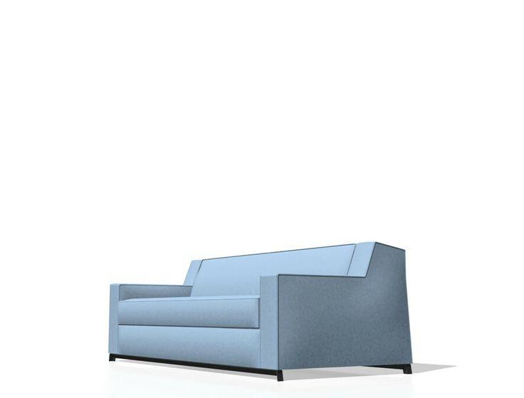 Larry sofabed, design Alessandro Elli Milano Bedding http://www.milanobedding.it/