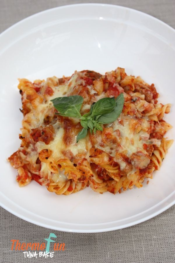 Serving: Serves Six Print Tuna Bake By thermofun July 6, 2015 It's Mad Monday again! The first Monday of every month where I share with you a Thermomix recipe that is very quick, but also is popular and a great family meal. My recipe for ThermoFun Passata makes approximately 1200g. I usually use 600g in most …