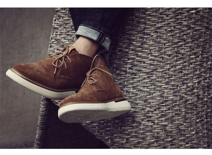 meixi brown men's winter boots genuine leather ankle winter boots men rubber work safety men's winter shoes male boots 10-4