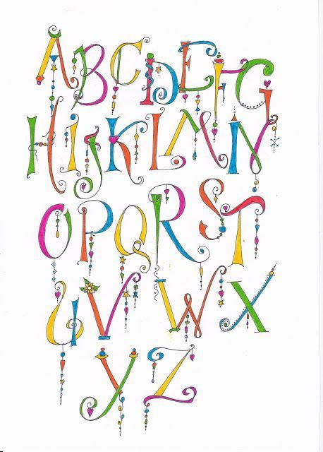 Kurs Alphabet