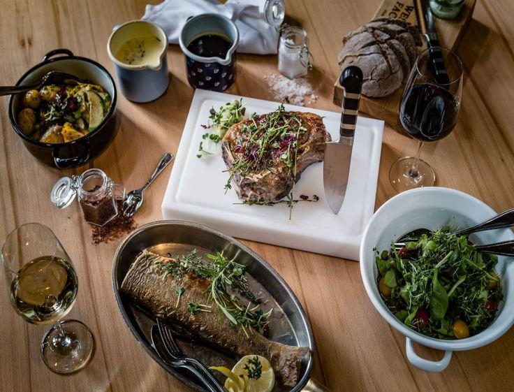 Die Westend Steak & Fish Factory. Speisen in legerer Atmosphäre, ob Steak oder Fisch, die Wahl liegt ganz bei Ihnen,