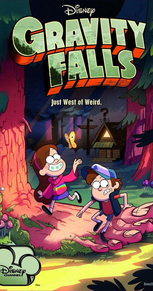 Gravity Falls (TV Series 2012–2016)