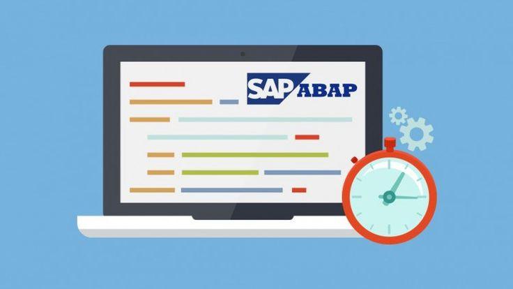 SAP ABAP Programming For Beginners - 2015 - Online Training