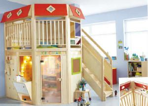 Gemino Play Houses And Lofts Including New Enclosed. Indoor PlayroomIndoor  PlayhousePlayroom IdeasKid ...
