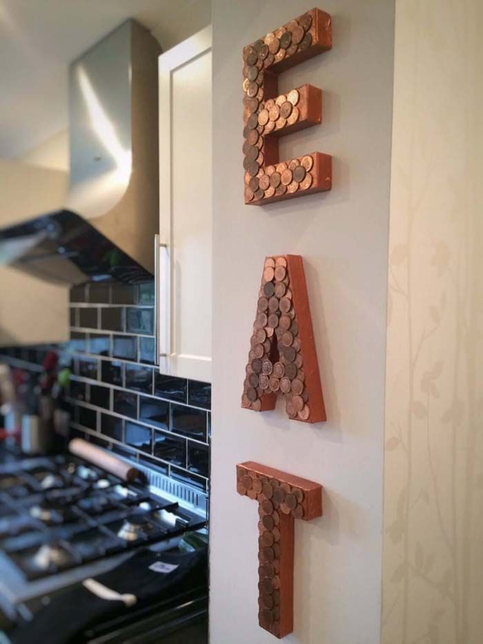 64 Best Kitchen Wall Decor Ideas To Add Personal Touch In 2021 Kitchen Wall Decor Kitchen Design Decor Kitchen Wall