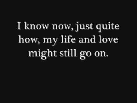 ▶ The Calling - Wherever You Will Go (Lyrics). - YouTube