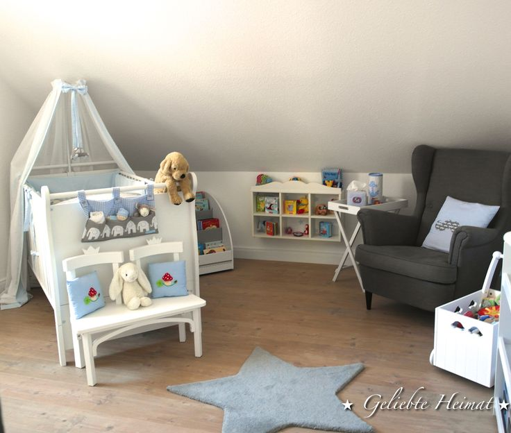 Baby Boy   Kinderzimmer