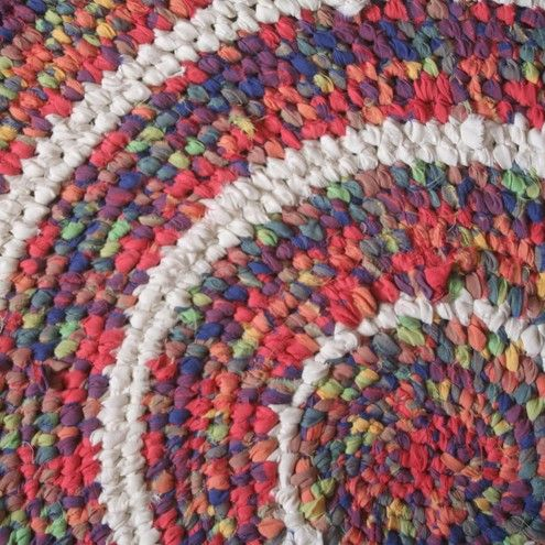 Rag rug, I love this.....