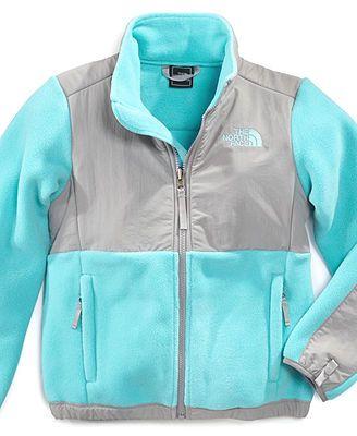 The North Face Kids Jacket, Girls Denali Fleece Jacket