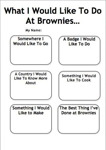 25 best brownie meeting ideas on pinterest meeting ice for Go as you like ideas