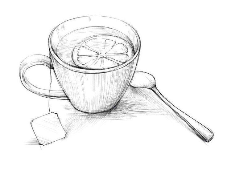 Berühmt Tee Tasse Malseite Galerie - Ideen färben - blsbooks.com