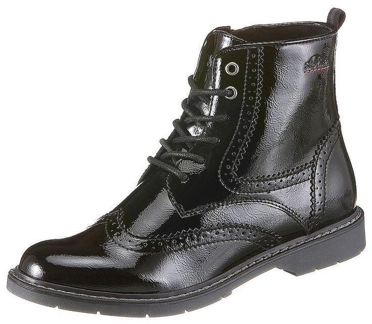 Günstig oliver Stiefeletten S Bootsamp; Kaufen Schnürstiefel ULqSpVGMjz