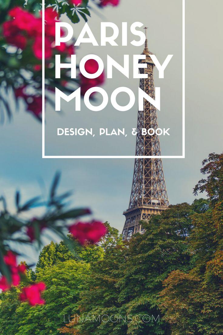 Design, plan, and book your Paris honeymoon with Luna. Honeymoons made simple.