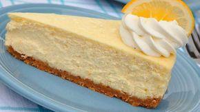 Torta Mousse de Limão Siciliano