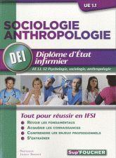 Sociologie, anthropologie. Diplôme d'Etat infirmier, UE 1.1 S2