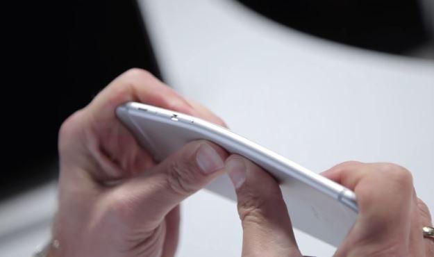 iPhone 6 Plus pode perder 88% do valor quando dobrado