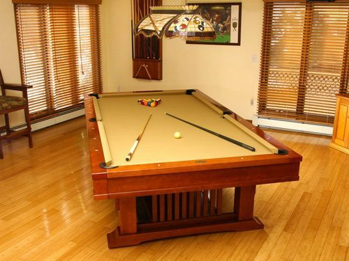 Best Pool Table Sizes At Room