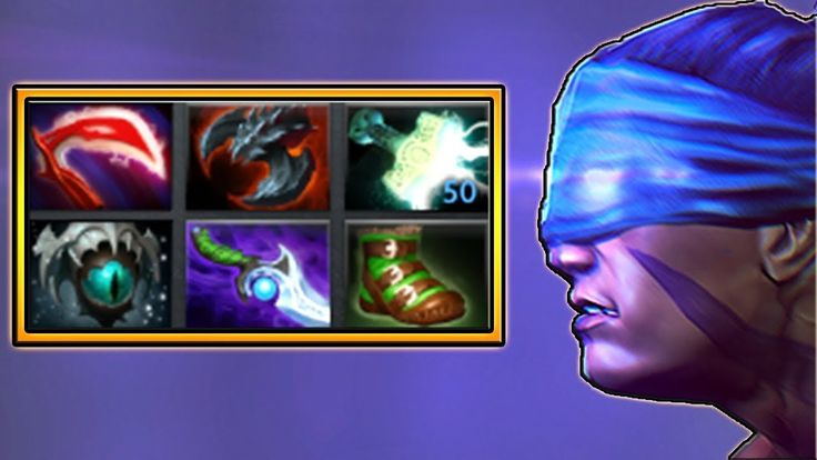 ALL MODIFIERS ATTACK ANTIMAGE 7 07 DOTA 2