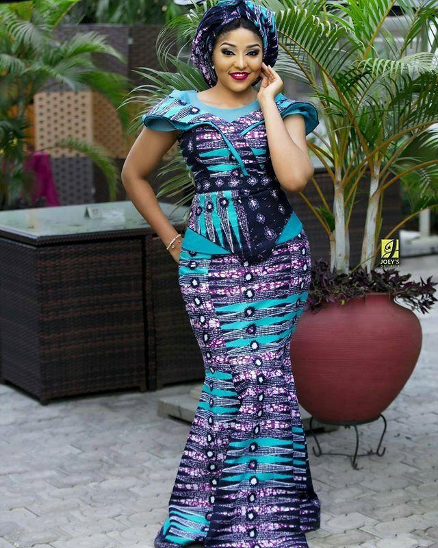 Ensemble Pagne Africain L Atelier Couture Fashion Pinterest