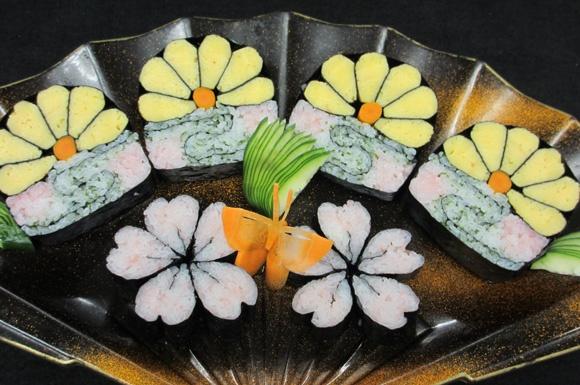 Sushi sun