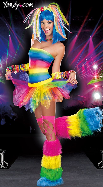 kandi kid costume rainbow rave costume rave halloween costume themed costume ideas pinterest kandi rainbow tutu and bandeau tops