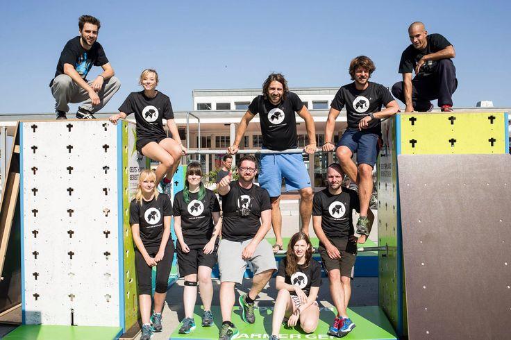 We call it fun! #ecj in #Warnemünde...