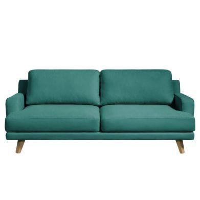 Canapé MANWEL, coton/lin, design E. Gallina, Am.Pm